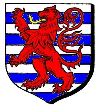 Coat of arms of Luxembourg - Image: Stratford type B 4