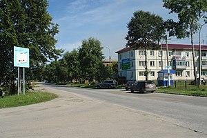 Baykalsk - In Baykalsk