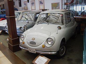 Kei car - Image: Subaru 360 1
