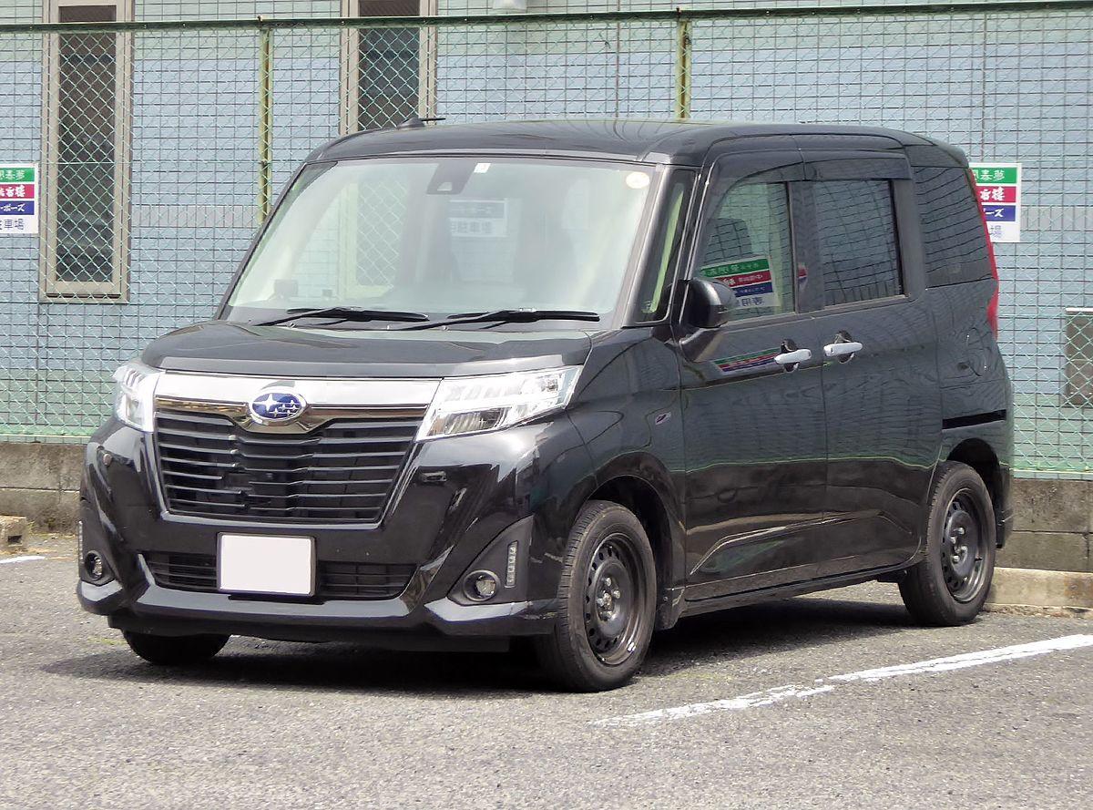 Tire And Wheel >> Subaru Justy - Wikipedia
