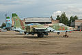 Sukhoi Su-25 Frogfoot 46 red (7903051748).jpg