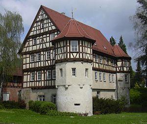 Sulzbach an der Murr - Lautereck Castle