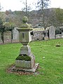 Sundial at St. Michael and All Angels churchyard, Walford - geograph.org.uk - 612435.jpg