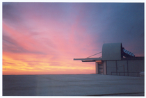 SunsetFromIOTAWithTelescope.png