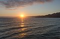Sunset over the San Luis Obispo Bay, near Pismo Beach 20110805 1.jpg
