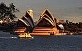 Sunset sail Sydney. (9440975896).jpg