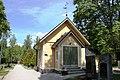 Suomusjärvi, Vanhan kirkon sakaristo.jpg