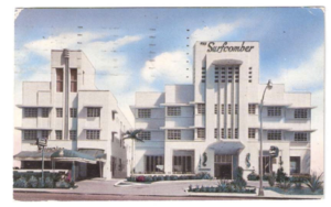Surfcomber Hotel - The Surfcomber Hotel circa 1950