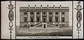 Surgeons' Hall, Old Bailey, London, the facade. Engraving, 1 Wellcome V0013125.jpg