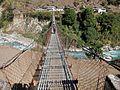 Suspension bridge, Annapurna, Nepal-2.jpg