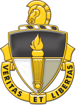 John F. Kennedy Special Warfare Center and School - Image: Swcs crest