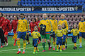Sweden - Switzerland, 5 April 2015 (16860734448).jpg