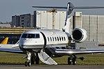 Swiss Jet AG Gulfstream GVI (G650) - HB-JUF - ZRH (23719951475).jpg
