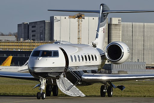 Swiss Jet AG Gulfstream GVI (G650) - HB-JUF - ZRH (23719951475)
