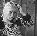 Sylvie Vartan (Frans zangeresje) getrouwd met Johny Hallyday, Bestanddeelnr 918-9049.jpg