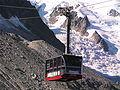 Télécabine Panoramic Mont-Blanc vue 9 depuis la pointe Helbronner (3 466 m).JPG