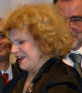 Tônia Carrero - Image: Tônia Carrero