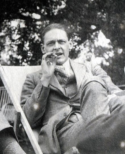 T. S. Eliot in 1923, by Lady Ottoline Morrell T.S. Eliot, 1923.JPG