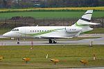 TAG Aviation UK, G-TTJF, Dassault Falcon 2000EX (30598113364).jpg