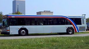 Transit Authority of River City - Gillig 2923