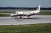TC-4C Acedeme at NAS Oceana 1989