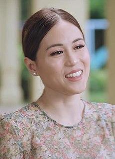 Toni Gonzaga Filipina singer, television host, actress, producer, vlogger, entrepreneur, and Marcos apologist.