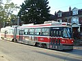TTC 504 King ALRV 4223 leaves Dundas West Station on October 11, 2013.JPG