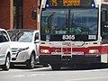 TTC bus on Lower Jarvis, 2016 07 05 (1).JPG - panoramio.jpg