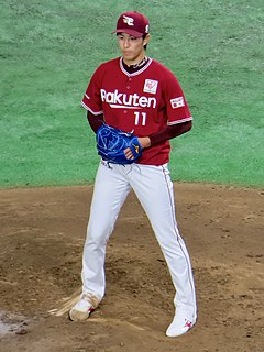 Takayuki Kishi Japanese baseball player