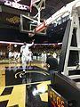 Tacko warming up before the Colorado game (33335380211).jpg