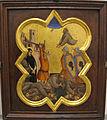 Taddeo gaddi, storie di cristo e di s. francesco (armadio di s. croce), 1335-40 ca. 23 martiri di ceuta.JPG