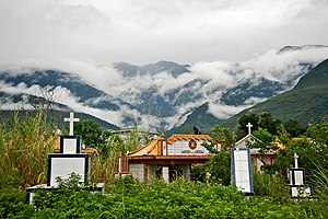 Hualien County - Central Mountain Range
