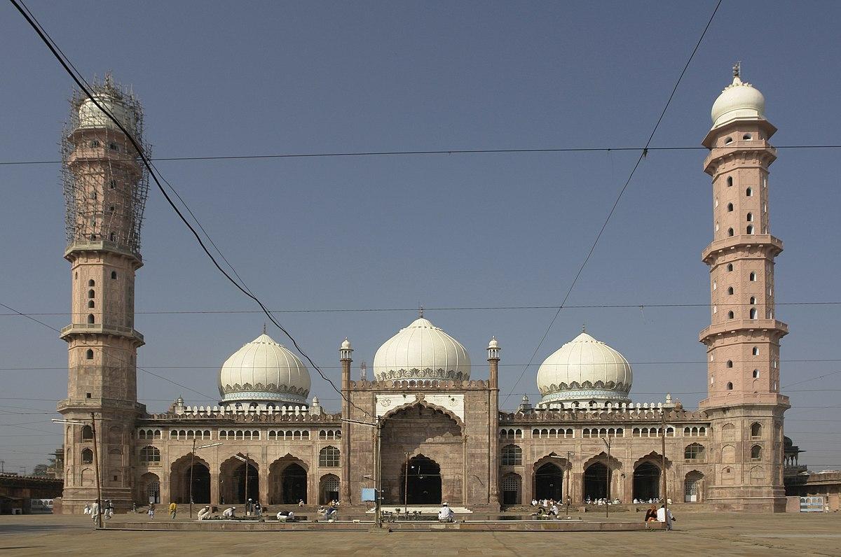 Mosques Wikipedia: Taj-ul-Masajid