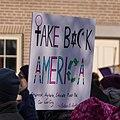 Take back America -WomensMarch -WomensMarch2018 -SenecaFalls -NY (39097944784).jpg