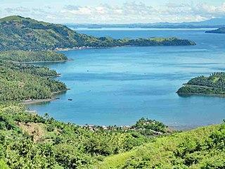 Talalora Municipality in Eastern Visayas, Philippines