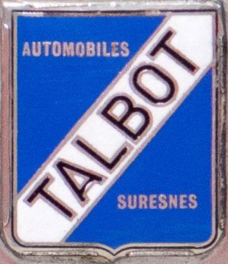 Automobiles Talbot France - Image: Talbot Paris logo