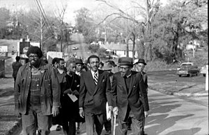 Timeline of Tallahassee, Florida - Image: Tallahassee Civil Rights March (6795031142)