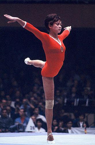 Tamara Zamotaylova - Tamara Zamotaylova at the 1964 Olympics
