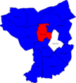 Tamworth 2007 election map.png