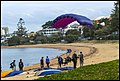 Tandum Para landing on Queens Beach Redcliffe-3 (35520895912).jpg