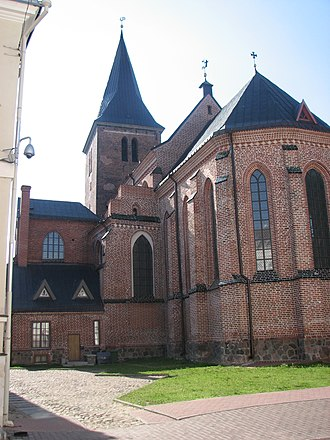 St. John's Church, Tartu - Image: Tartu Jaani Church 2007 1