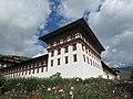 Tashichho Dzong Fortress in Thimphu during LGFC - Bhutan 2019 (120).jpg