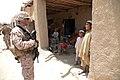Task Force Leatherneck leadership visits Combat Outpost Taghaz 120721-M-CV710-249.jpg