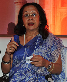 Tavleen Singh - India Economic Summit 2011.jpg