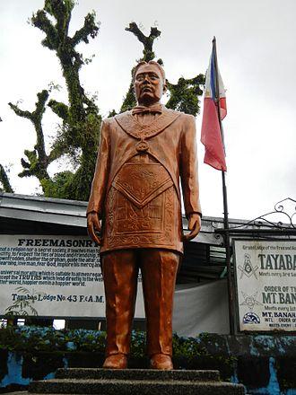 José Abad Santos - Abad Santos Monument, Tayabas City.