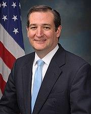 Ted Cruz, official portrait, 113th Congress