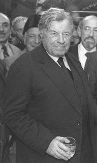 Teddy Kollek Israeli politician