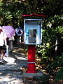 Telephone Booth in Kengnan Road 20121020.jpg