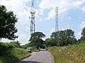 Telephone Masts - geograph.org.uk - 193486.jpg