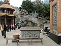 Temple of Chukou 06- Lion.jpg
